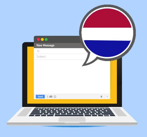 writing emails in dutch